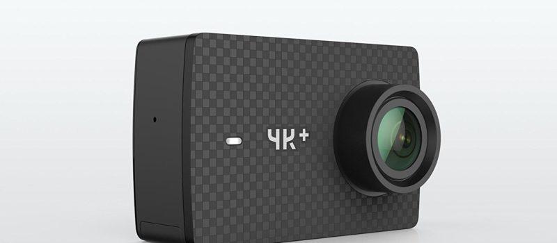 Xiaomi Yi plus 4k 60 fps