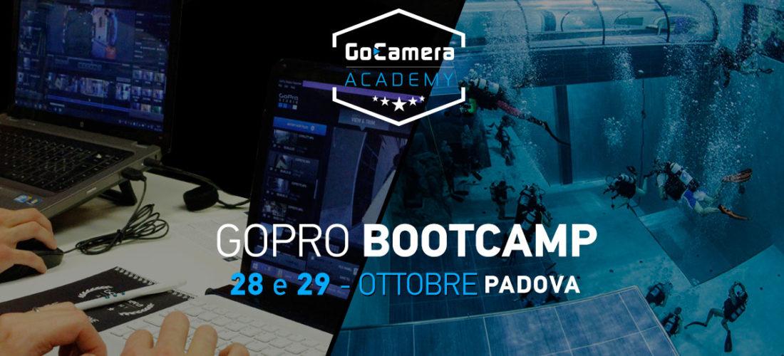 GoPro Bootcamp Padova 2017