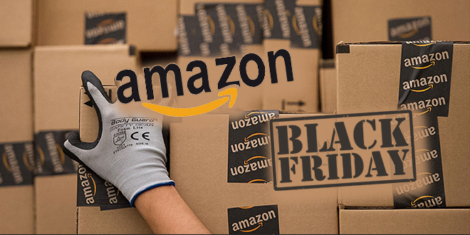 Black Friday Amazon – Sta arrivando!
