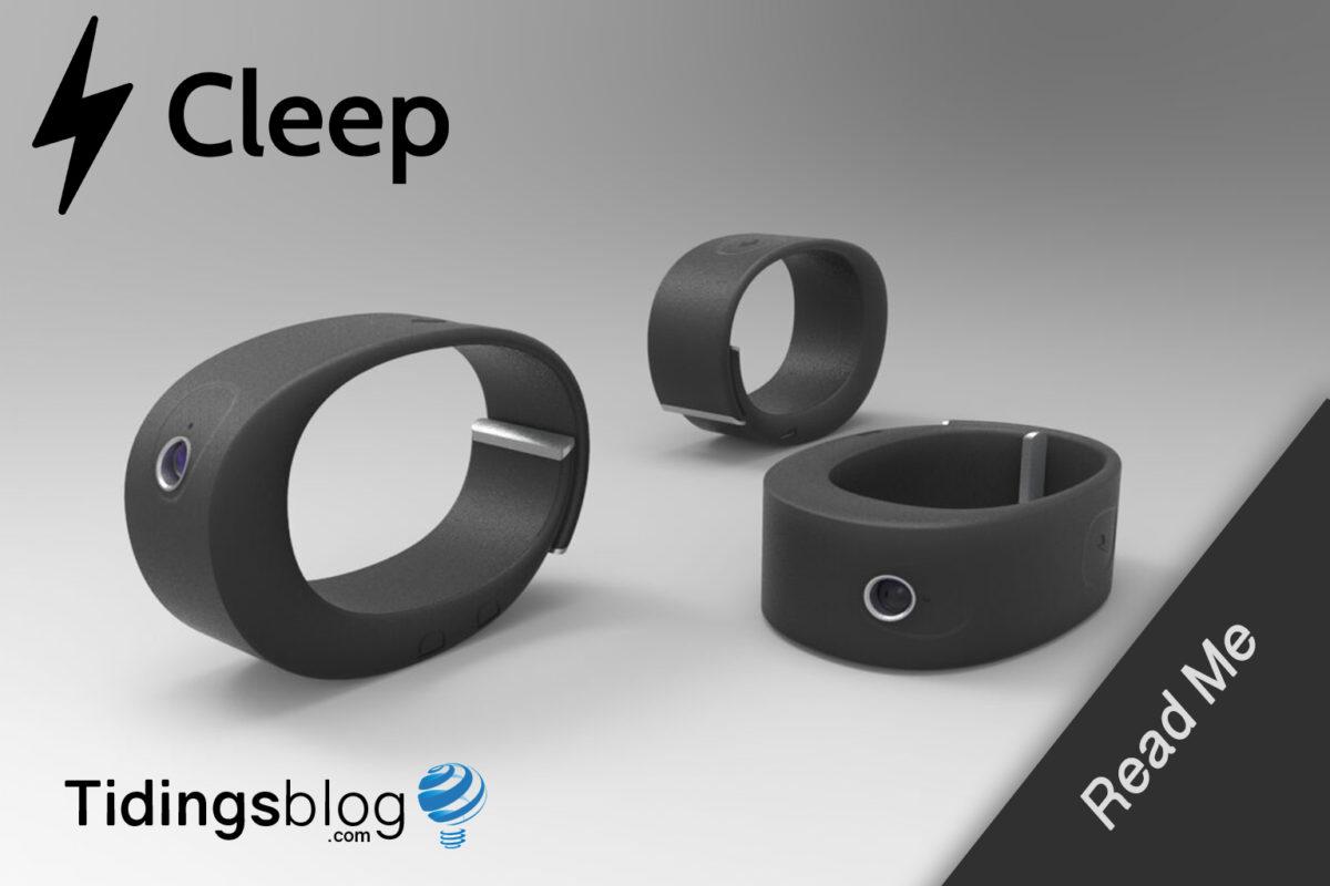 Cleep – Il braccialetto italiano