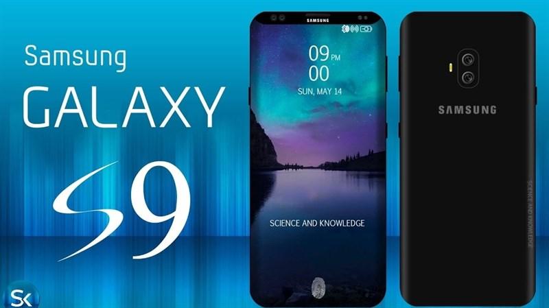 Galaxy S9: Rumors scanner Iride