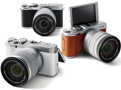 Fujifilm presenta X-A5 mirrorless con zoom motorizzato serie X