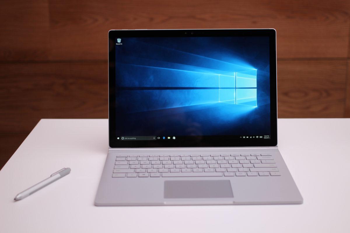 Microsoft Surface Book 2 sono arrivati