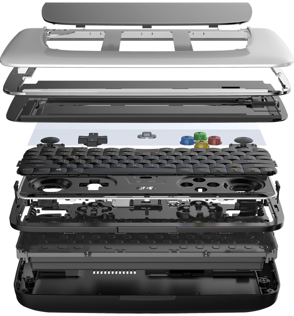 GPD Win 2: il Pc da gaming tascabile