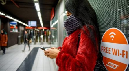 Fastweb firma accordo con ATM per il Wifi free in Metro