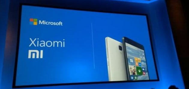 Microsoft e Xiaomi insieme per le tecnologie con AI