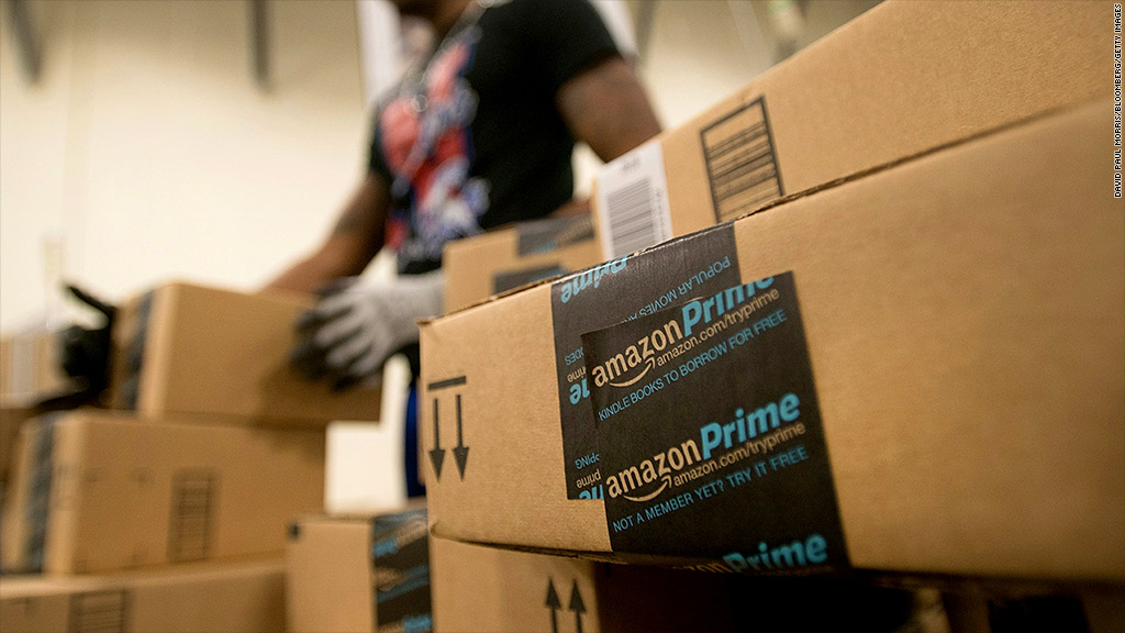 Amazon Punta al Mercato di UPS e FedEx