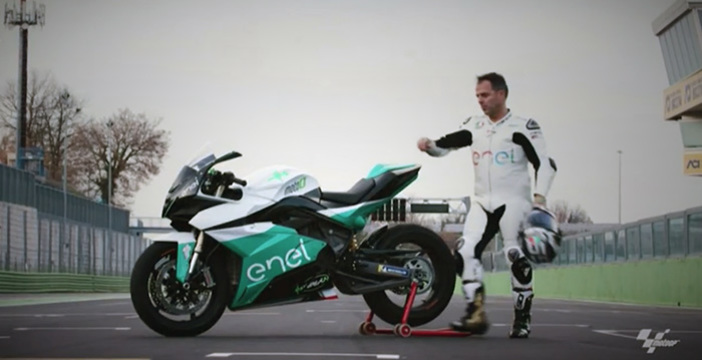Moto E – Dal 2019 il MotoGP elettrico