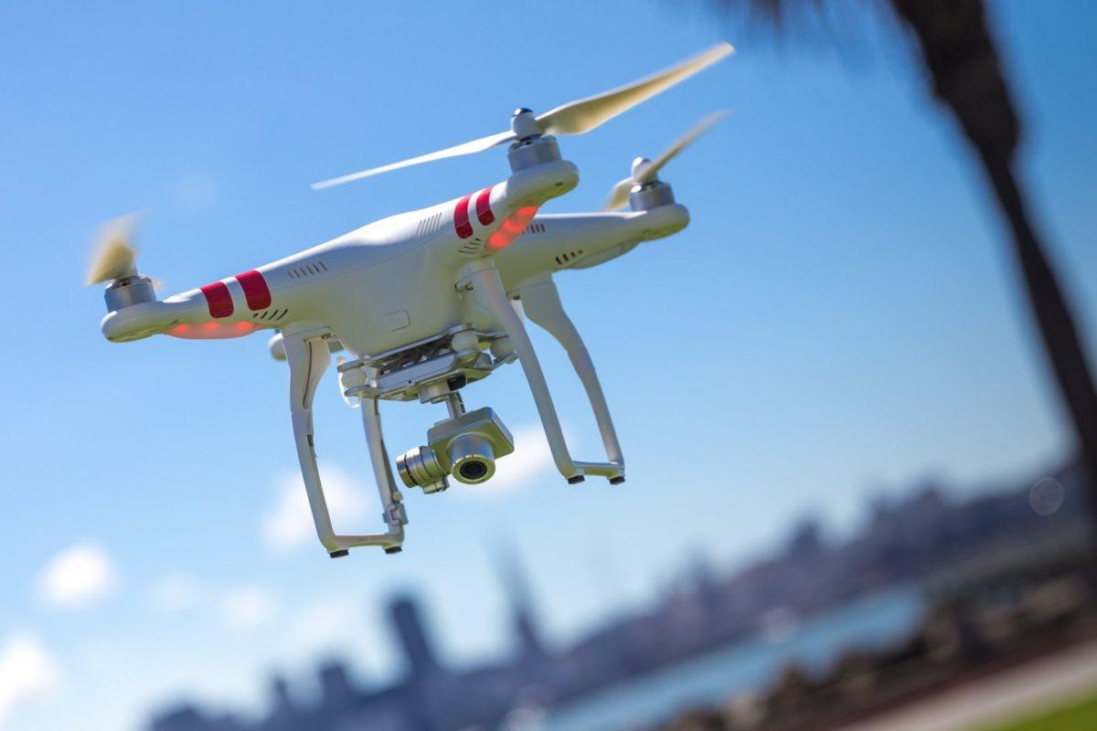 Drone provoca lo schianto di un elicottero