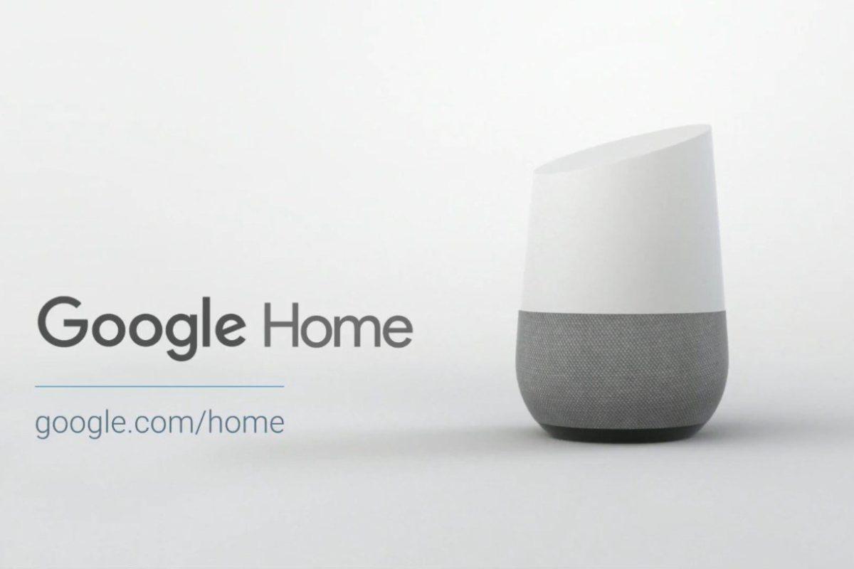 Google Home finalmente in Italiano