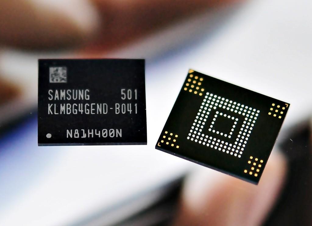 Guasto in fabbrica Samsung distrutti 3,5 % NAND Flash