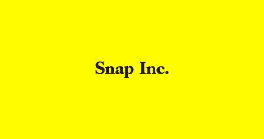 Snapchat licenza 120 ingegneri.