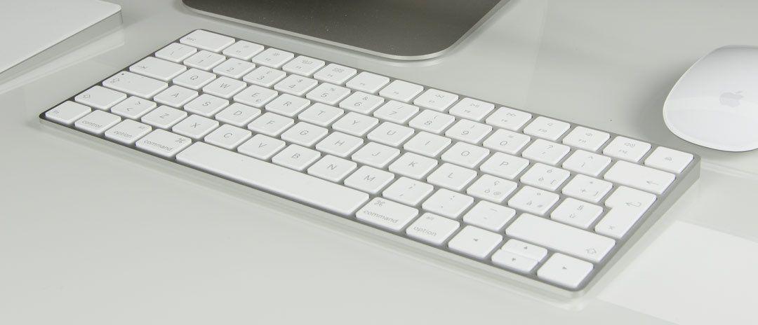 Tastiera Apple resistente a polve e liquidi