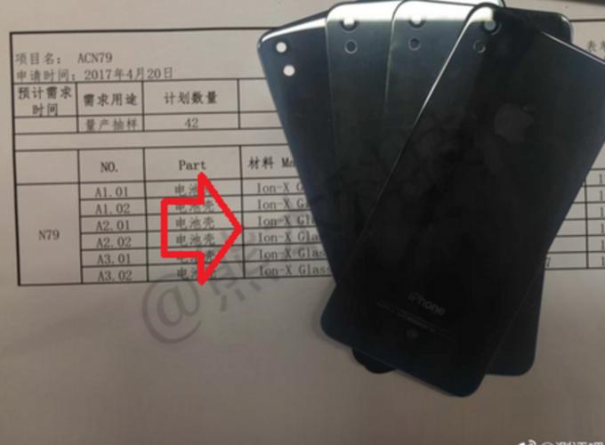 Presunte immagini del prossimo iPhone SE 2