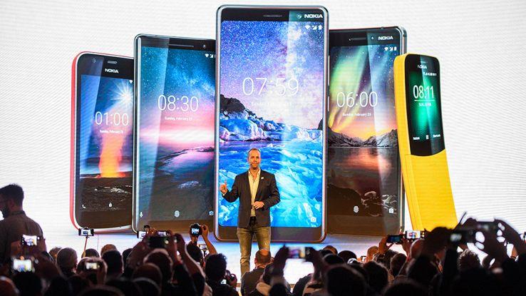 Nokia conquista 21 premi al MWC