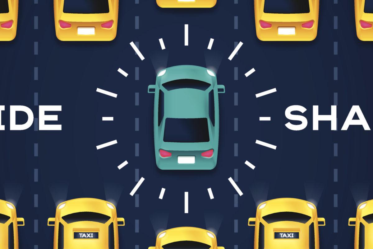 Una città britannica rinnova la licenza Uber