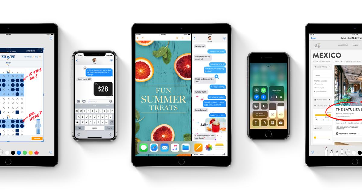 Rilasciato l'aggiornamento iOS 11.3