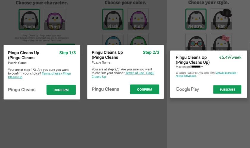 App truffaldina sfrutta pop-up di Google