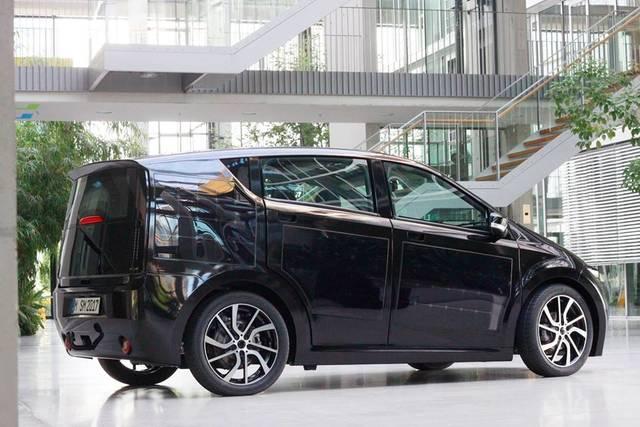 Sion: L'auto elettrica da 16.000 euro