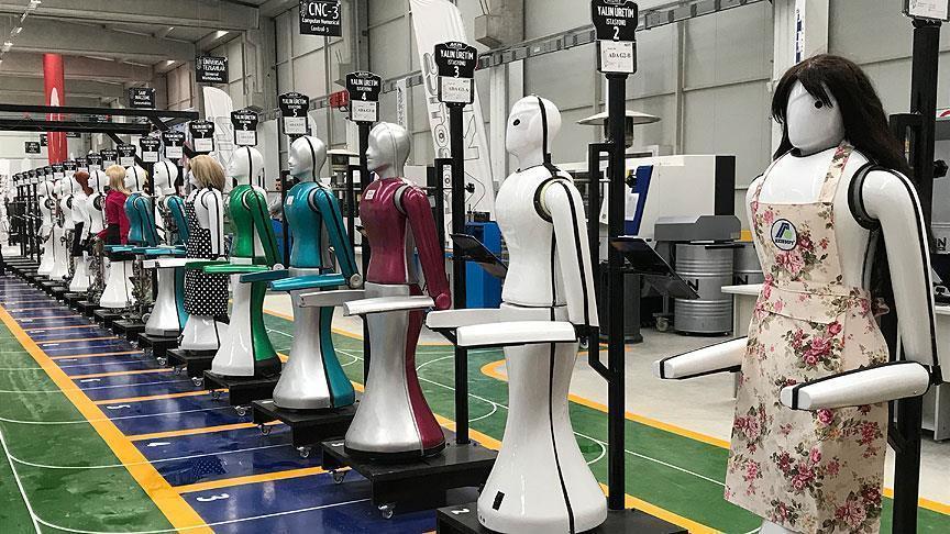 In Turchia nasce la prima fabbrica di umanoidi