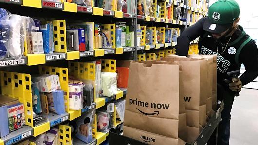 Amazon è la società con maggior impatto sulla società USA