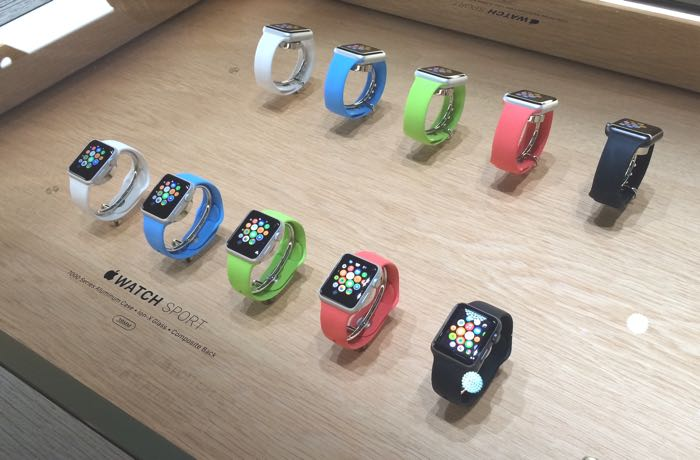 Chiude l'ultimo Apple Watch Store