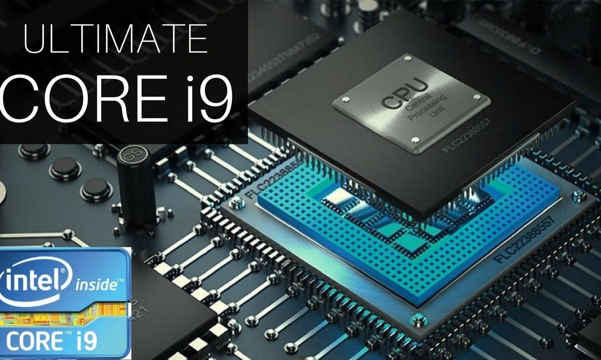 Intel lancia il primo Core i9 per portatili