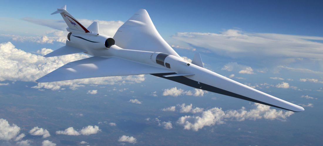 Concesso a Lockheed Martin un contratto da 248 milioni di dollari per un jet supersonico