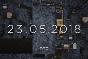 In Arrivo nuovo evento HTC – 23 Maggio 2018 Live