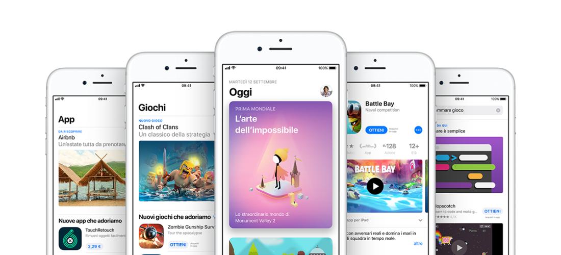 Apple vieta le applicazioni che condividono i contatti degli utenti