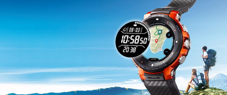 ProTrek Smart – Il nuovo orologio della Casio