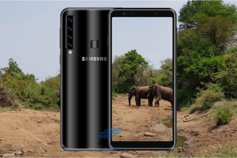 Rumors: Smartphone Samsung con 4 fotocamere