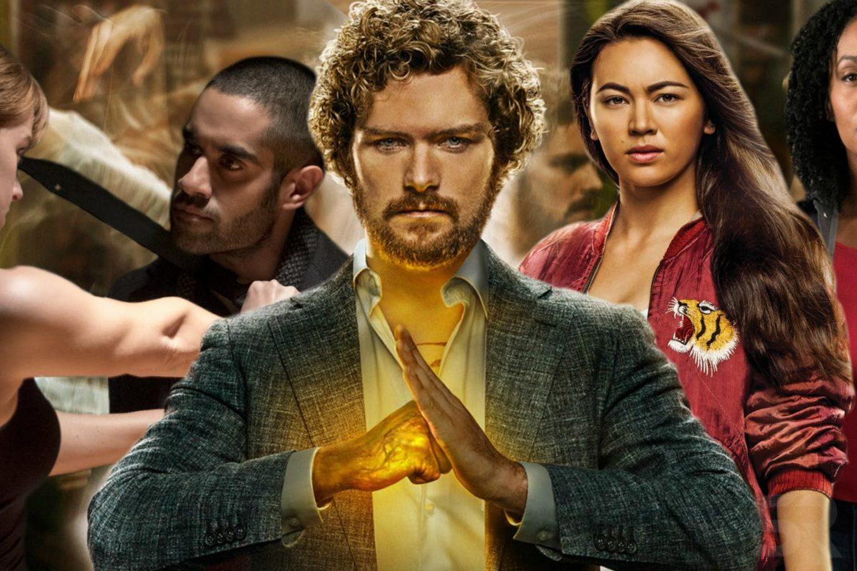 Chiude la Serie Tv Iron Fist