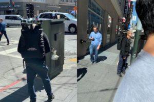 Apple in giro per San Francisco per Apple Maps