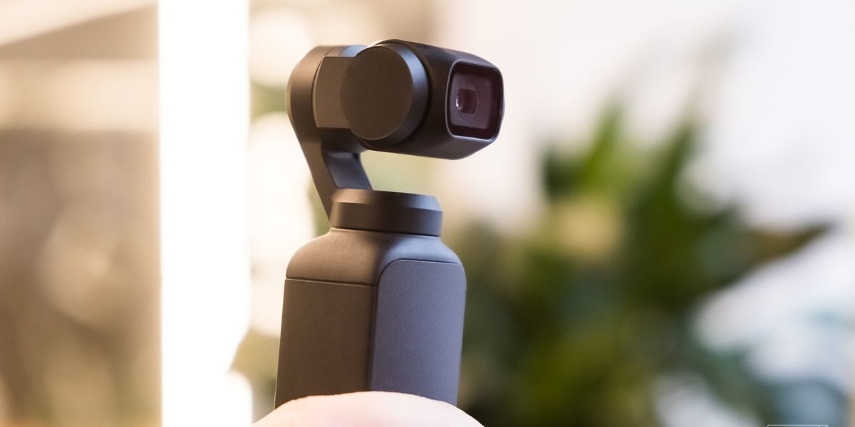 DJI OSMO POCKET il nuovo gadget video