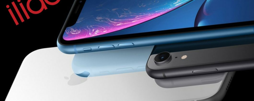 Iliad Venderà gli iPhone Xr e Xs