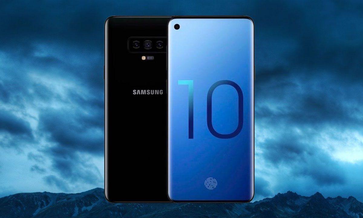 Rumors Samsung S10 – Hardware assurdo