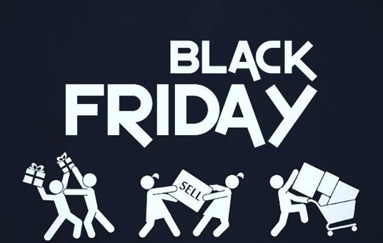 Inizia la settimana Black Friday