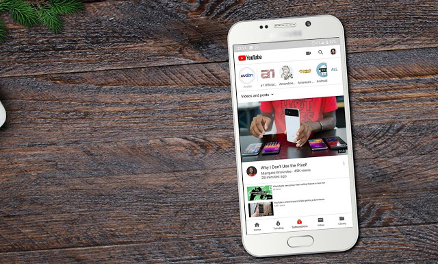 Youtube implementa le Stories sul portale