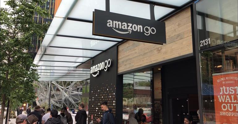Acquisto senza Checkout – Il futuro di Amazon Go