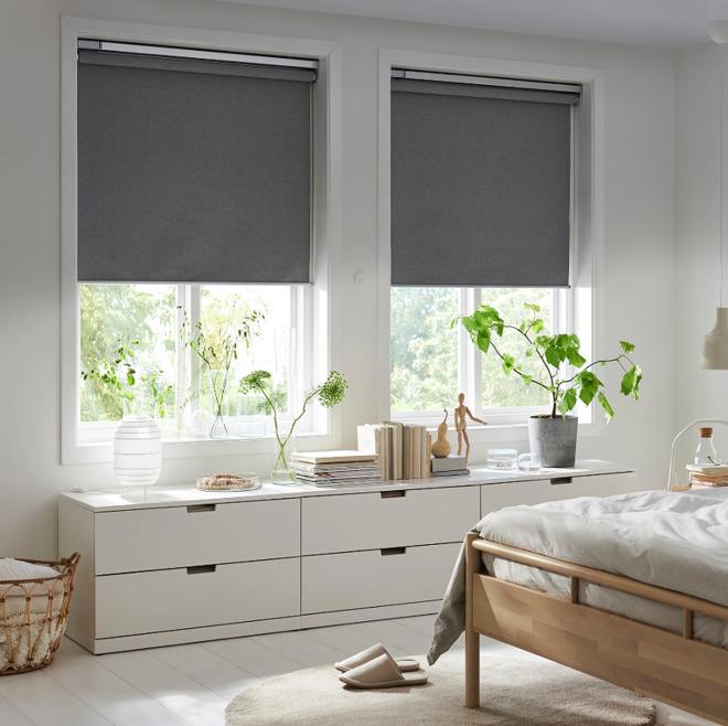 Tende IKEA gestibili con Google Home e Alexa