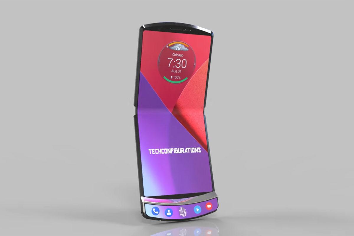 Motorola – Pronta la nuova versione di RAZR