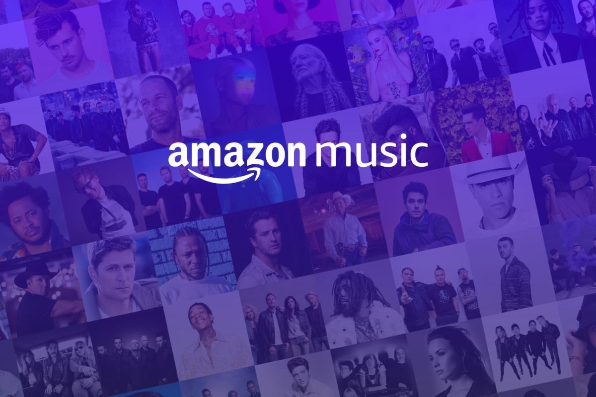 Amazon Music Unlimited gratis 3 mesi