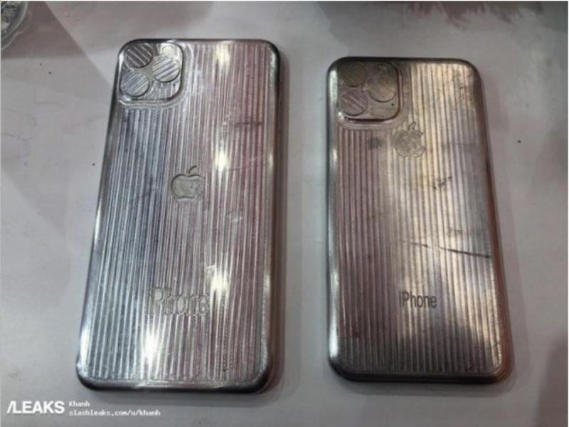 Presunti stampi dei prossimi iPhone divulgati in rete