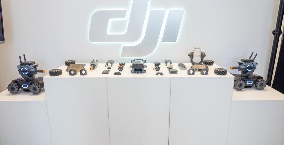 DJI RoboMaster S1 – Il nuovo carro armato radiocomandato