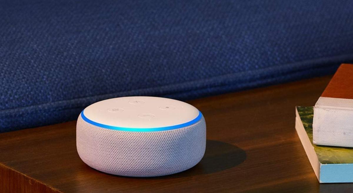 Echo dot Amazon a soli 19,99 €