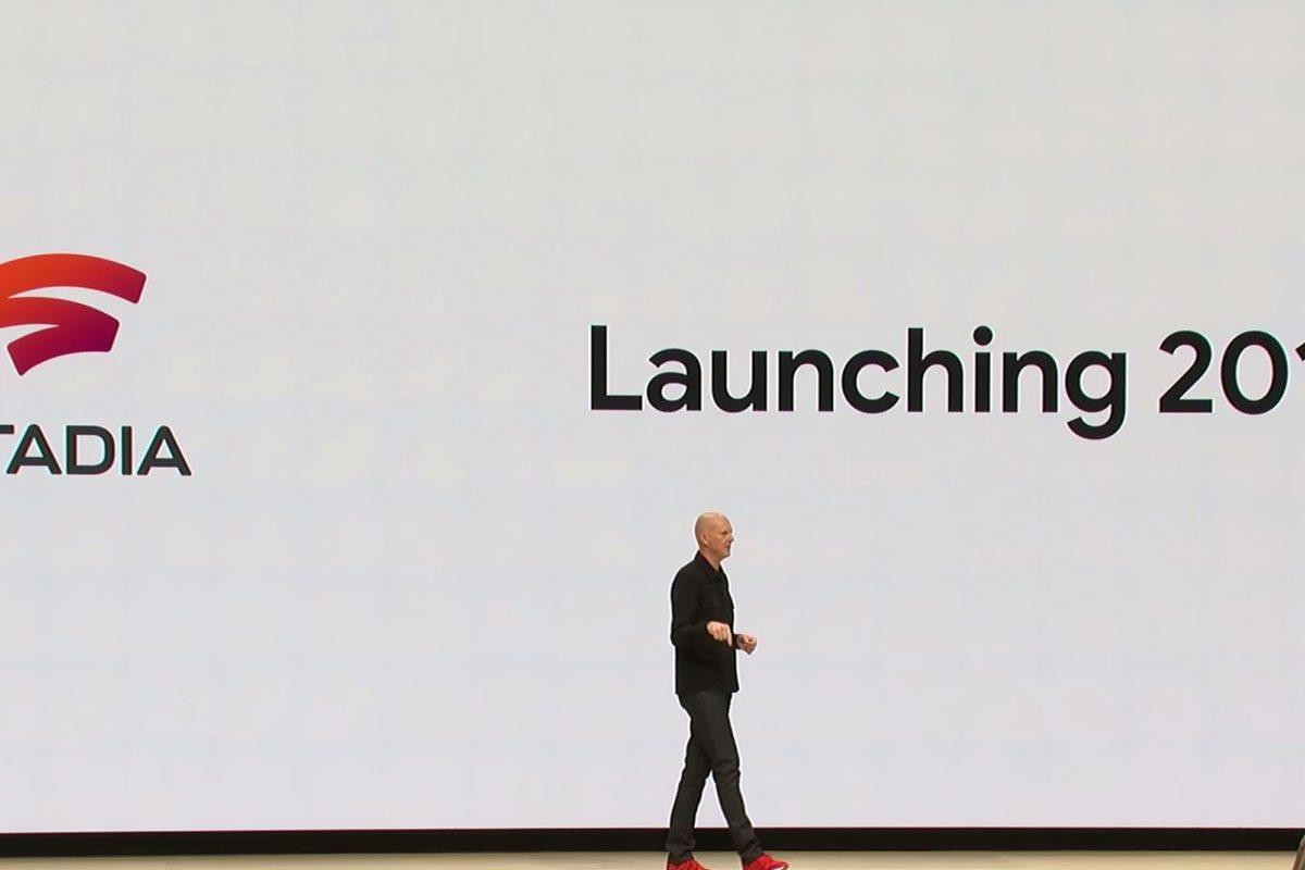 Google Stadia il lancio previsto a novembre