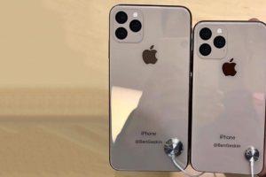 Rumors del prossimo iPhone XI Apple