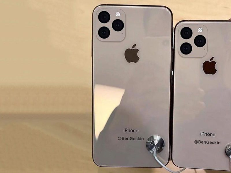 Rumors del prossimo iPhone XI Apple