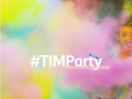 TIM Party: l'offerta estiva della compagnia telefonica